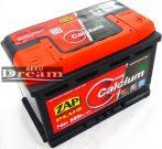 ZAP Plus 74Ah 680A J+ (Gondozásmentes)