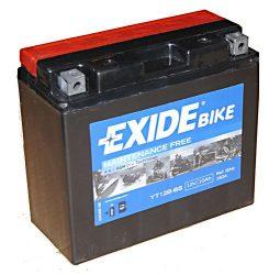 Exide Bike YT12B-BS (150*70*130)