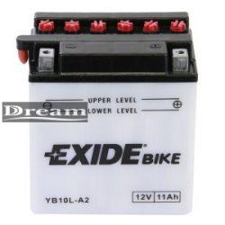 Exide Bike YB10L-A2 (135*90*145)