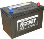 Rocket 100Ah 780A J+ (Dél-koreai)