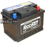 Rocket 12V 54Ah 510A J+ (Kia, Hyundai gyári akku) 175mm