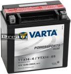 Varta Powersports YTX14-BS