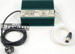 Forex Akkumulátor töltő 24V 8A