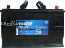 Exide Professional 110Ah 750A (EG1102) J+ (Peremes)