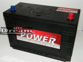 Electric Power 12V 110Ah 740A (IVECO) j+