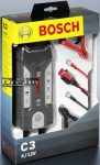 Bosch C3 6V/12V 3.8A Akkumulátor töltő