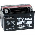YUASA YTX9-BS