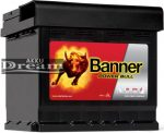 Banner Power Bull 12V 44Ah 420A J+ (P4409)