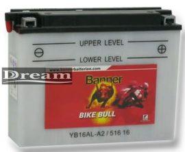 Banner Bike Bull YB16AL-A2