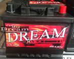 DREAM 12V 45Ah 400A J+ (175mm)
