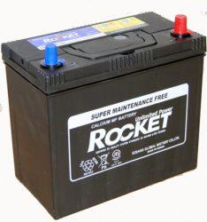 Rocket 45Ah, 430A, J+ (Dél-koreai) Suzuki