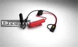 CTEK - csipeszes töltő csatlakozó LED kijelzővel