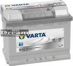Varta Silver Dynamic akkumulátor 12V 63Ah 610A J+