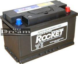 Rocket 80Ah 700A J+ (Kia, Hyundai, VW gyári akku) Ford méret