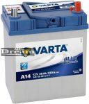 VARTA BLUE DYNAMIC 12V 40AH 330A J+