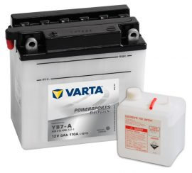 Varta Powersports YB7-A (137x76x134)
