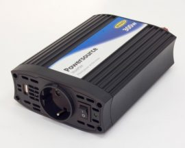 Ring 300W Inverter USB-vel