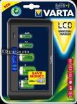 Elem akkumulátor töltő - LCD Universal akku nélkül