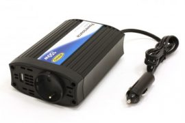 Ring 150W Inverter USB-vel