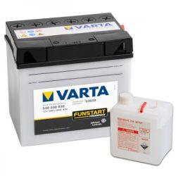 Varta Funstart 53030 / 12 V 30 Ah 300 A / jobb+