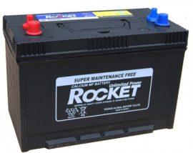 Rocket 12V 110Ah Munka Akkumulátor Bal+