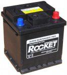 Rocket Autó Akkumulátor 12V 40Ah 330A J+