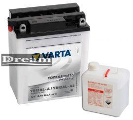 Varta Powersports YB12AL-A2
