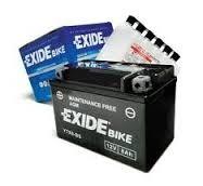 Exide Bike YTX4L-BS
