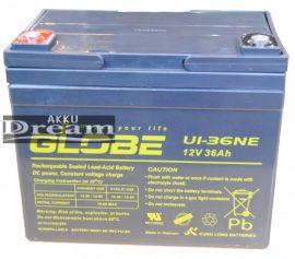 Long / Globe 12V 36Ah Kerekesszék Akkumulátor