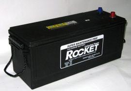 Rocket 140Ah 880A Bal+ (Dél kóreai) gondozásmentes