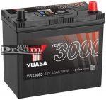 YUASA 12V 45Ah 400A J+ (YBX3053)