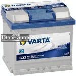 Varta Blue dynamic 52Ah 470A 12V J+