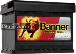 Banner Power Bull 12V 60Ah 540A J+ P6009 (175mm)