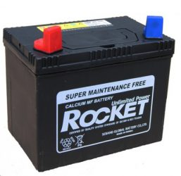 Rocket SMF U1-330 / 12 V 30 AH 330 A / bal+