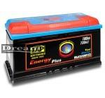 ZAP Energy Plus 12V 100Ah Jobb+