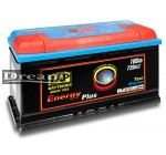 ZAP Energy Plus 12V 100Ah Jobb+
