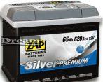 Zap Silver Premium 12V 65Ah 620A jobb+ (56535)