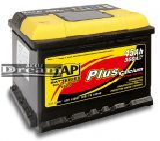 ZAP Plus 12V 45Ah 370A B+