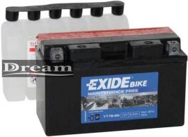 Exide Bike YT7B-BS (150*66*93)