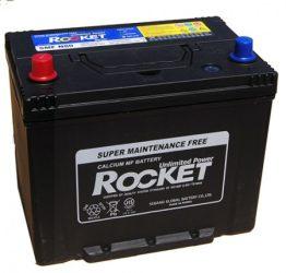 Rocket 80Ah 680A, B+ (Dél-koreai) Toyota Hyace