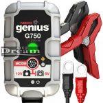 NOCO Genius G750 töltő 0,75A