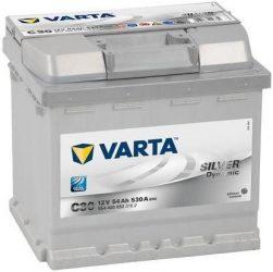 Varta Silver Dynamic akkumulátor 12V 54Ah 530A J+