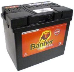 BANNER Staring Bull 53030 / 12 V 30 AH 300 A / Jobb+