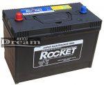 Rocket 12V 120Ah, 1000A jobb+
