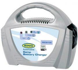 Ring RECB106 12V 6A Akkumulátor töltő