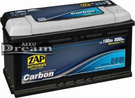 ZAP Carbon EFB 12V 100Ah 800A J+