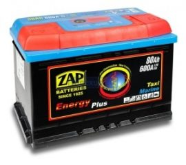 Zap Energy Plus 80Ah jobb+