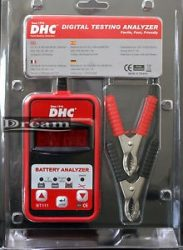 Akkuteszter digitális DHC-BT111