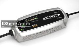 CTEK - MXS 3.8 akkumulátor töltő 12V / 3,8A
