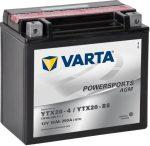 Varta Powersports YTX20-BS